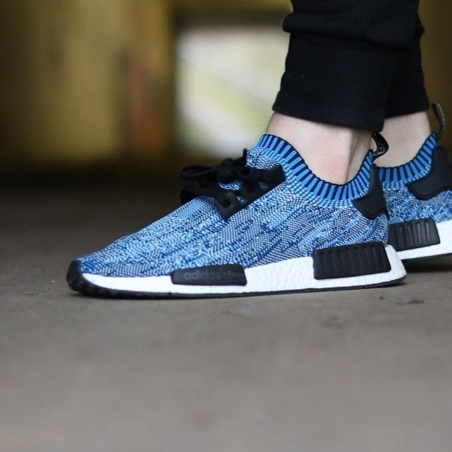 "NEW VIDEO Visual Overview & On Foot look at the @adidasoriginals NMD R1  ""Blue Camo"" YouTube.com/KickPostersTV (Link in Bio)! Don't forget to  Subscribe ..."