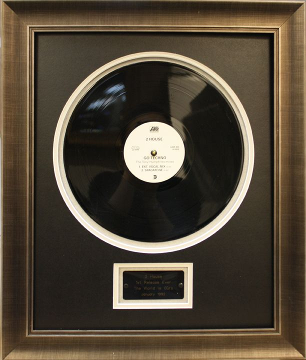 Show off your record in a custom made shadow box by Art and Frame ...