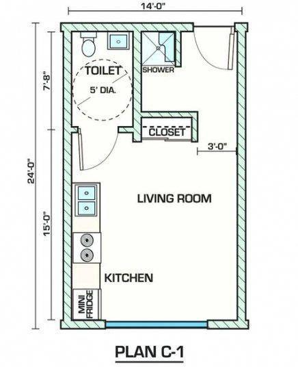 1 Bedroom Loft Apartment: Bedroom Interior Planning Advice