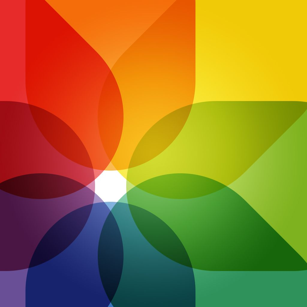 Wallpapers Of The Week IOS 7 Photo App Icon-inspired