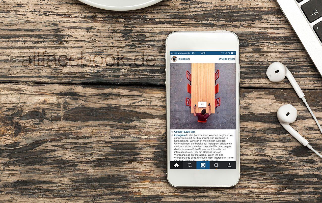 Eigene Instagram Accounts für Unternehmen: erste Gerüchte und Details.