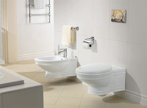 Amadea toiletten en bidets
