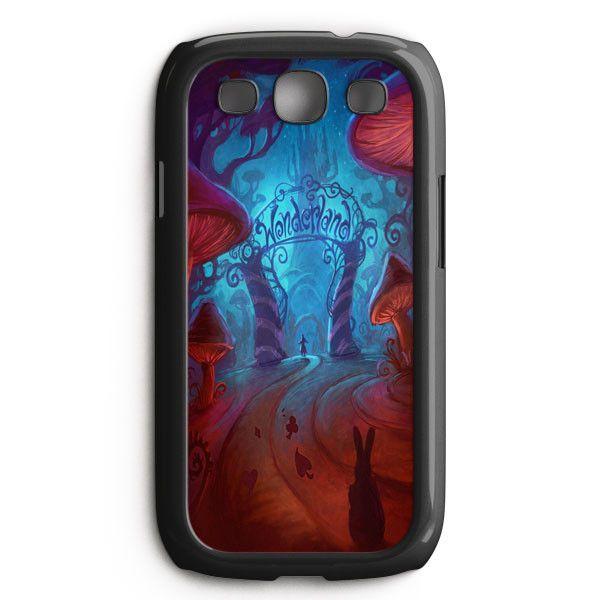 Alice In Wonderland Door Samsung Galaxy S3 Case
