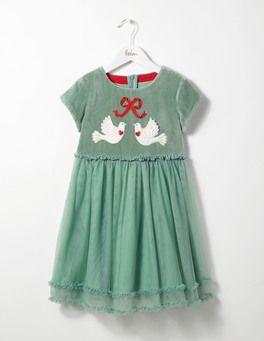 1ca86b3ac Velvet Tulle Dress Boden. Two turtle doves festive wear. Super cute,  beautiful Christmas party dress