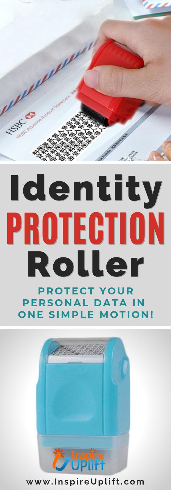 Identity Protection Roller 😍 InspireUplift.com