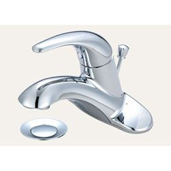 Pioneer Faucets 3lg160 Legacy Single Handle Bathroom Faucet With