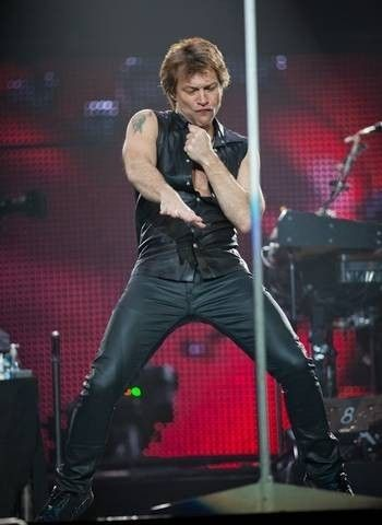 MGM Garden Grand Arena... Las Vegas... 03/ 19/ 11 - bon-jovi Photo