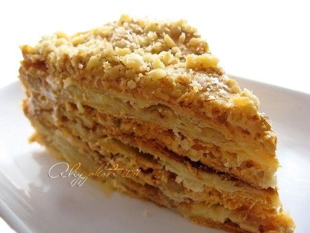 рецепт бискивитный каралевский торт на гагазе