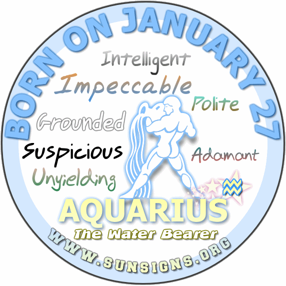 january astrology aquarius