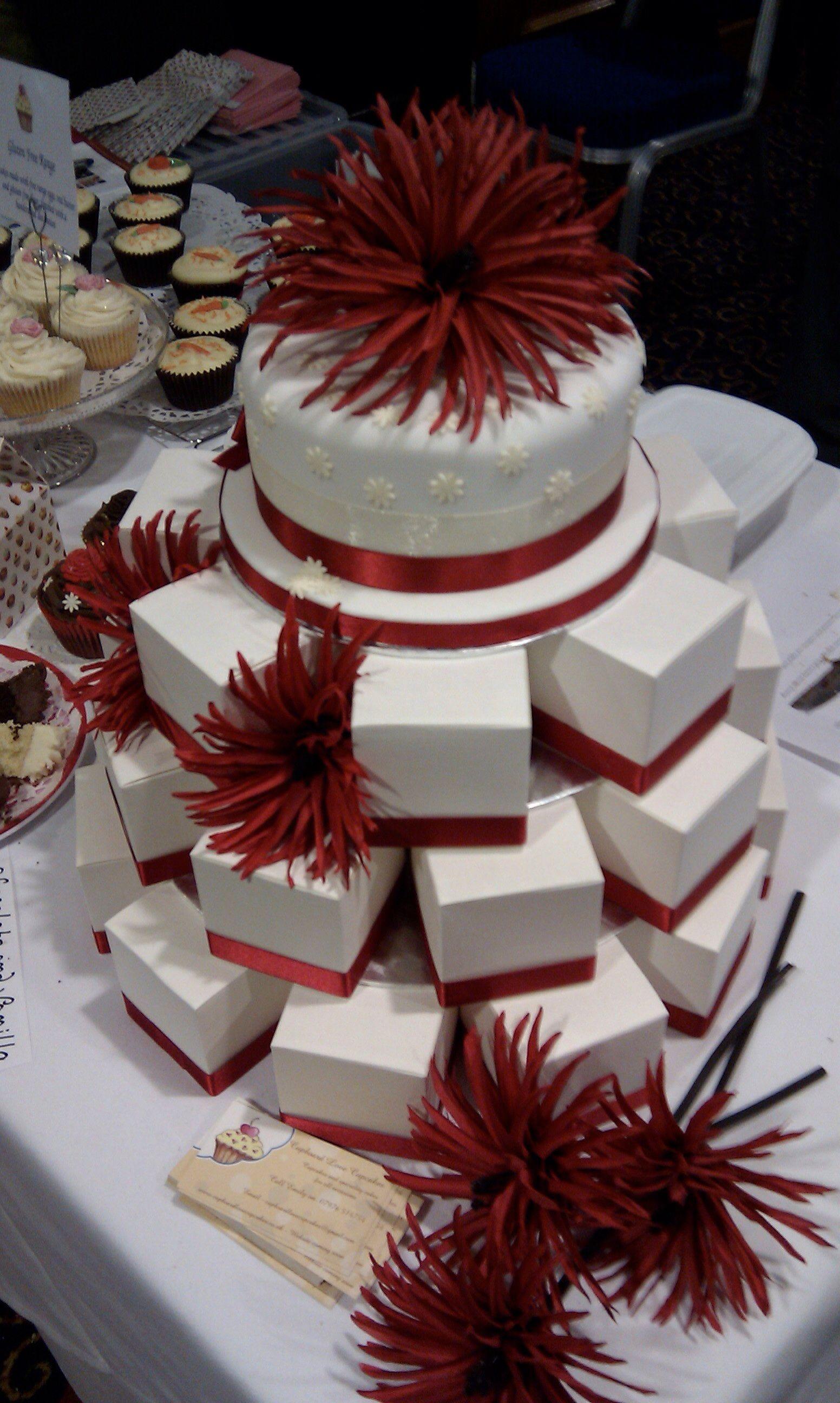 wedding cake boxes tower wedding pinterest wedding cake