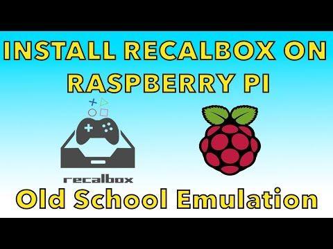 Recalbox Emulator Full Screen