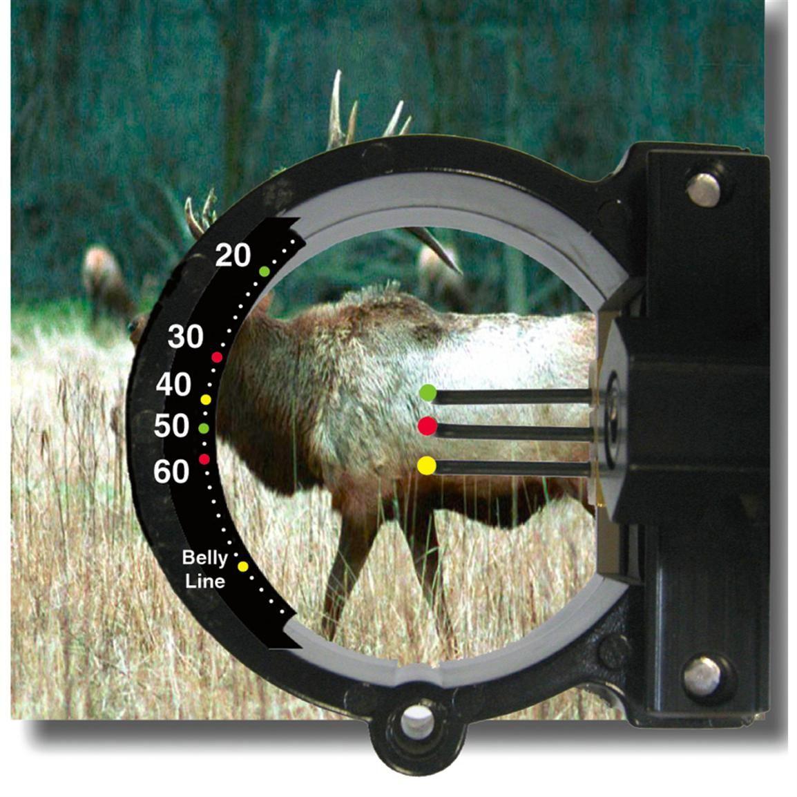 Deadon Range Finder Archery sights, Bow hunting, Hunting