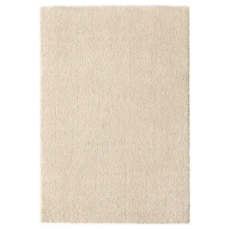 Matta, lång lugg ÅDUM off-white | B: Flisans rum | Ikea och