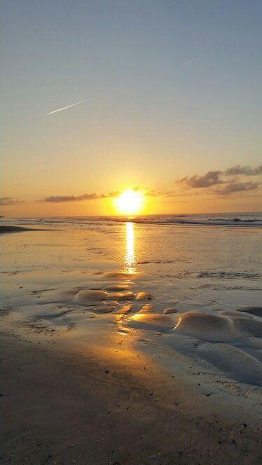 Sunrise Topsail Beach NC