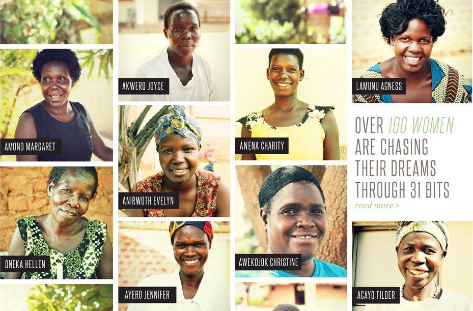 31 Bits- fashion for a cause- Uganda