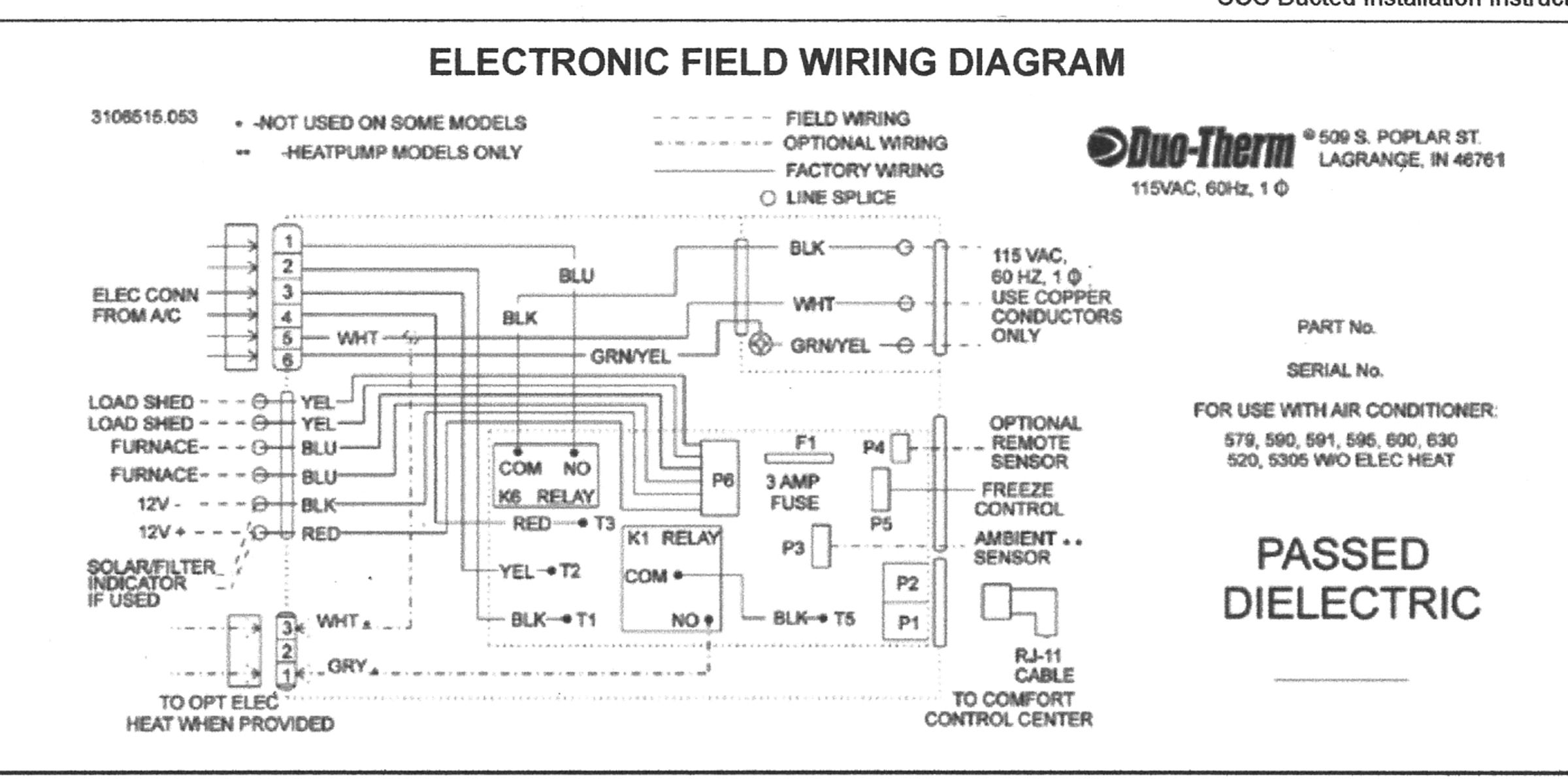 Thermostat Wire Diagram Therme