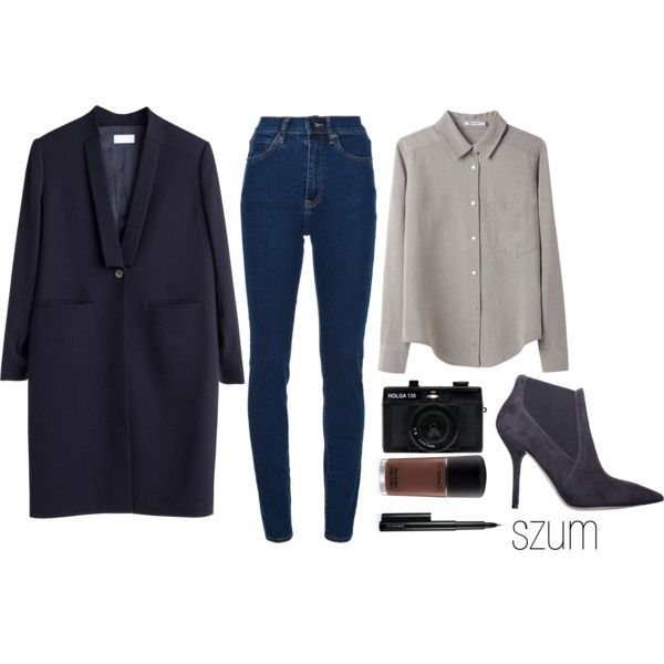 """""""4"""" by szum on Polyvore. perfect everyday classiness."""