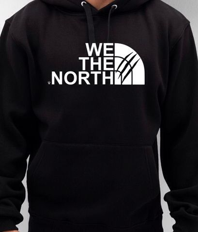 2ab169b47a9e2 Get your Toronto Raptors gear ! We The North Hoodies available now !