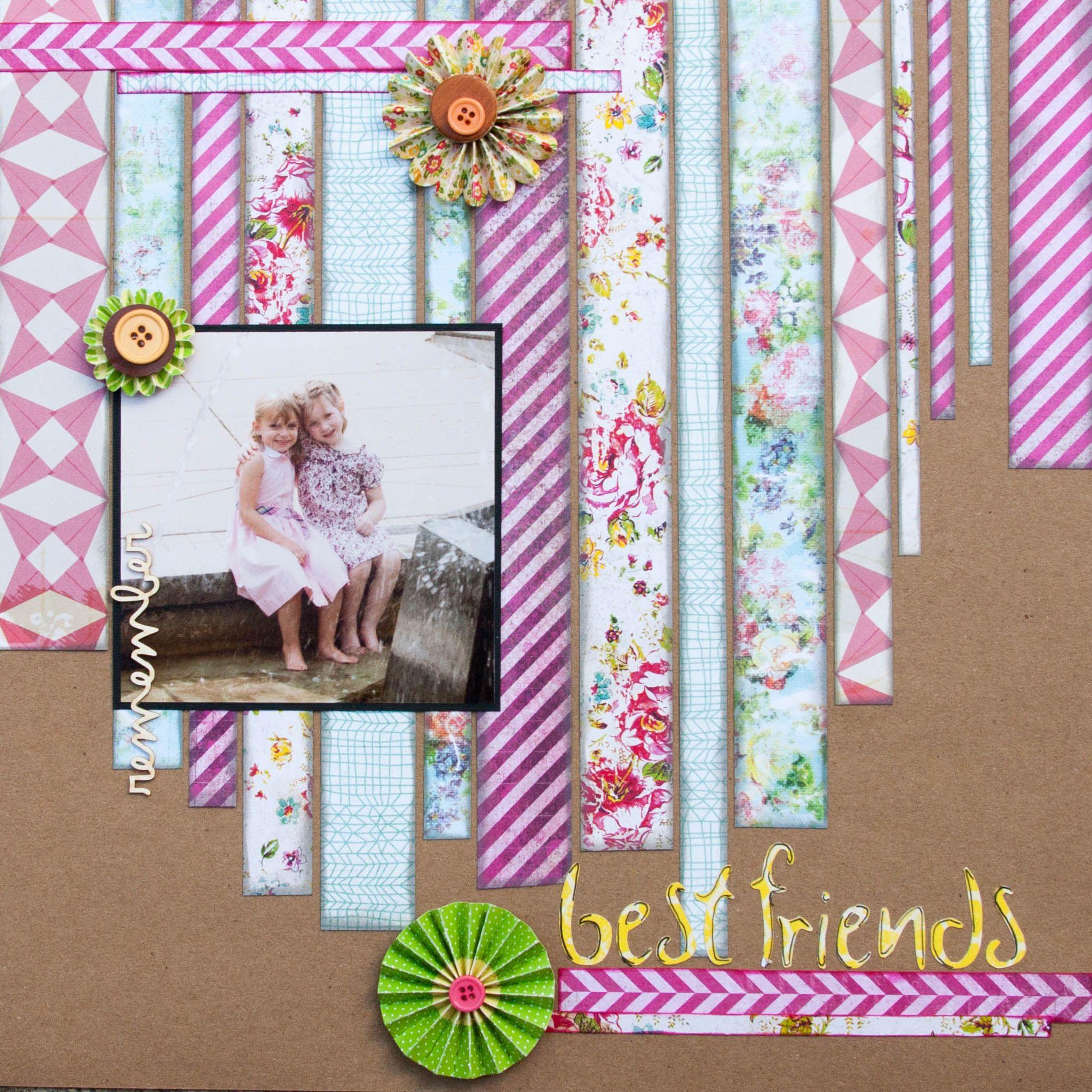 Scrapbook ideas for best friend - Best Friends Scrapbook Com
