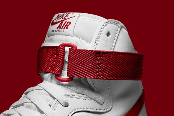 Nike News - Rebirth of the Legend: The Nike Air Force 1 High