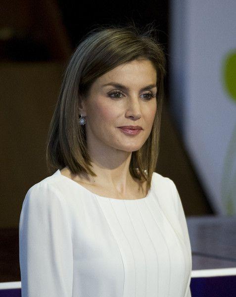 Queen Letizia of Spain Photos - Spanish Royals Attend 'Miguel de Cervantes: de La Vida Al Mito' Opening Exhibition - Zimbio