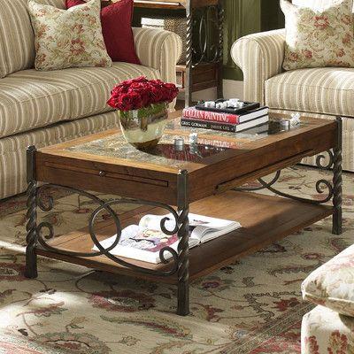 Riverside Furniture Medley Coffee Table | Wayfair