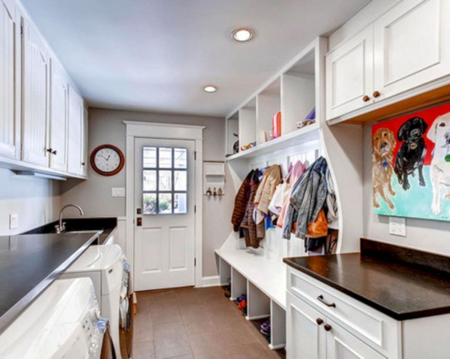 Laundry Room Mudroom Design Ideas | Stackables Ideas | Pinterest ...
