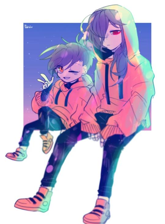 Hyakkimaru & Dororo Créditos a su respectivo artista
