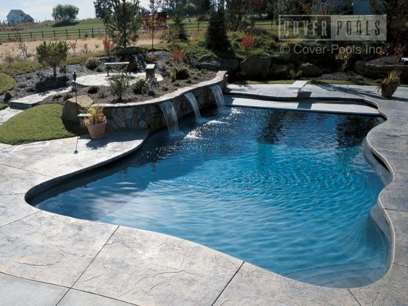 Pin By Cheri Piershale On Justin Wants A Pool Pool Cover Automatic Pool Cover Pool Patio