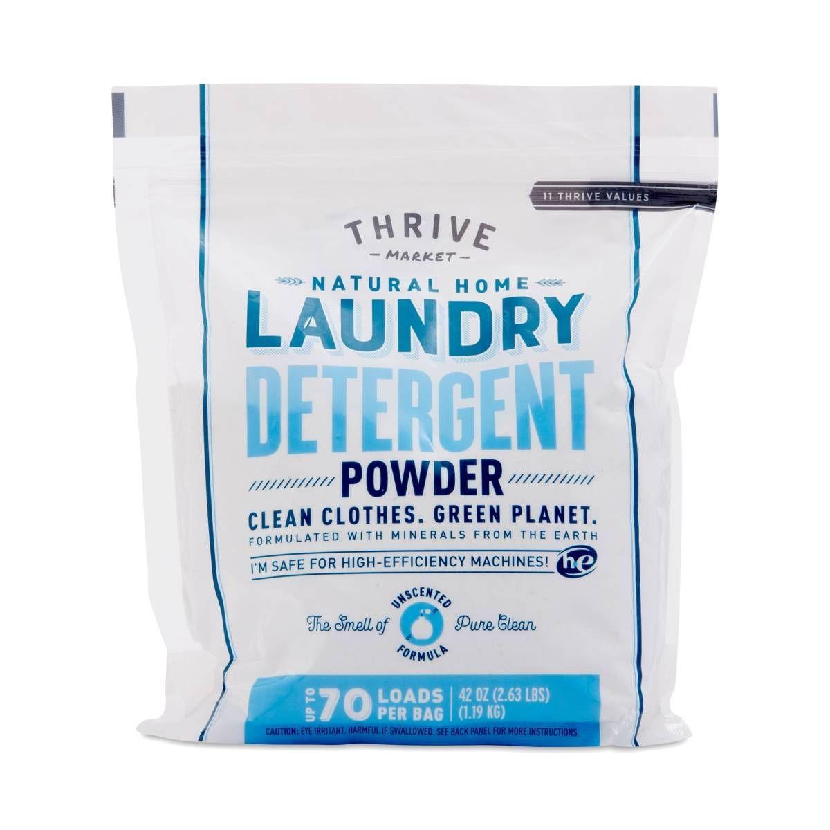 Laundry Powder Fragrance Free Powder Laundry Detergent Laundry