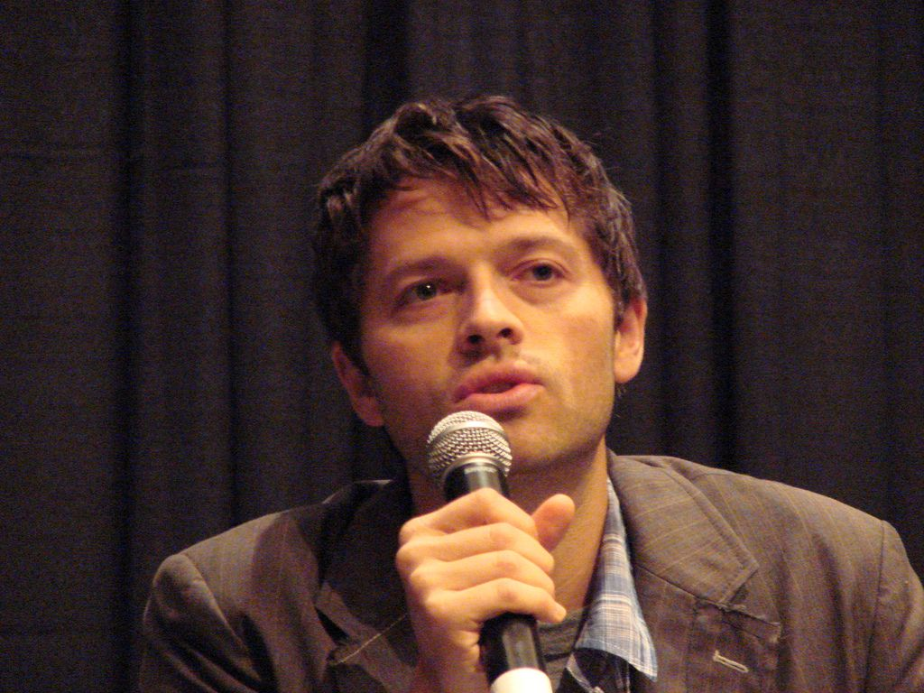 Misha Collins | Flickr - Photo Sharing!