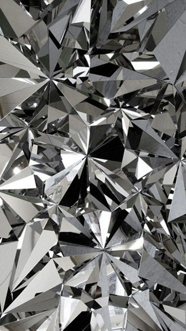 Pin by Hanna Shannon on Origami wall Diamond wallpaper