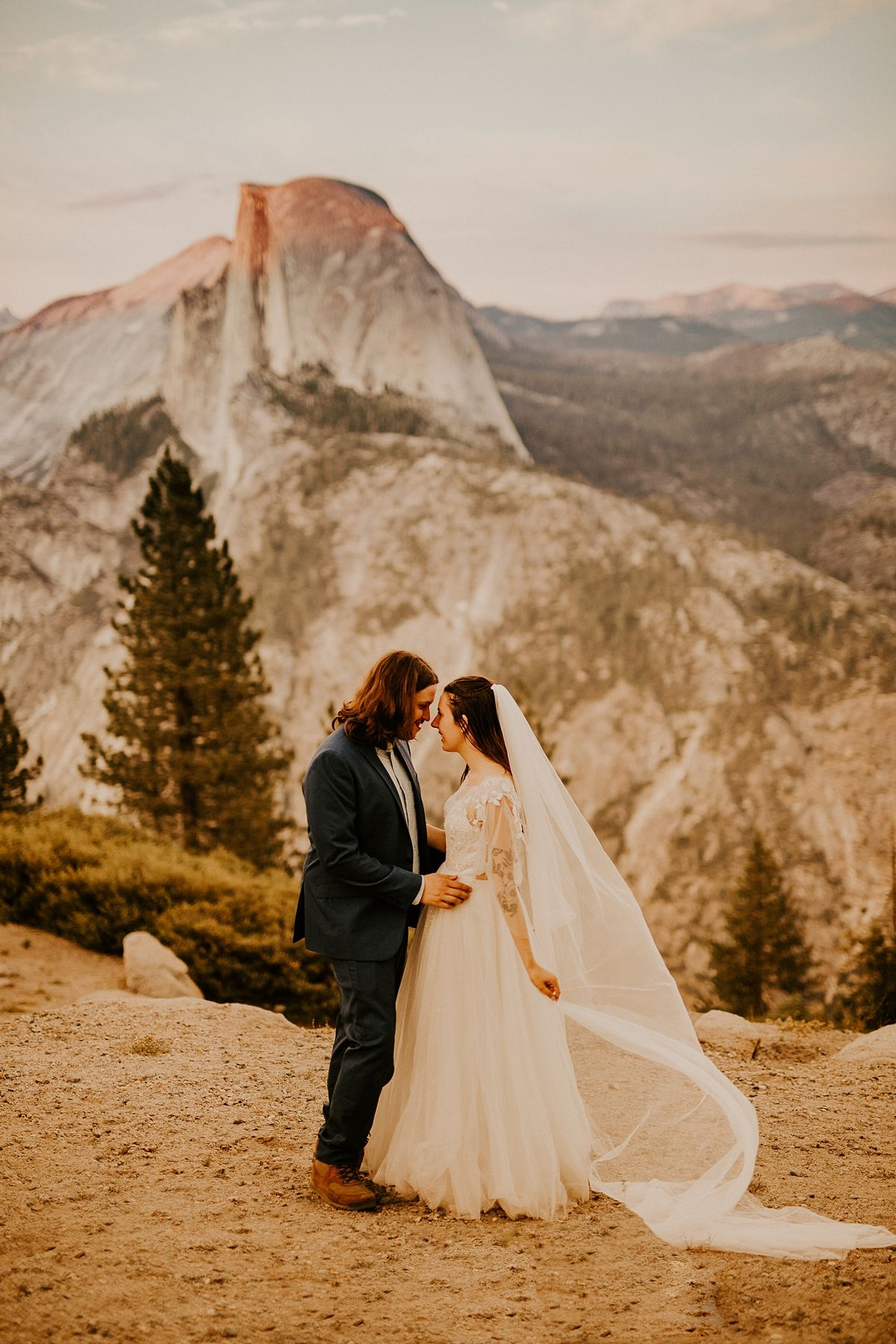 how to elope in california
