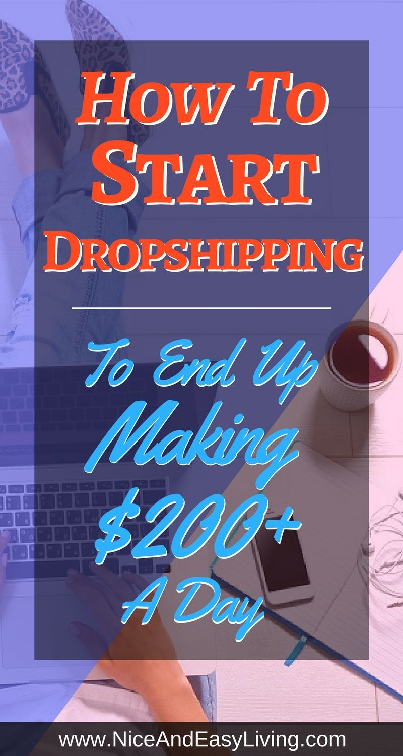 How To Start Dropshipping Reliably Make 5 000 A Month Drop Shipping Business Dropshipping Advertising Techniques