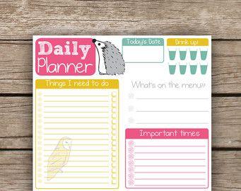 cute planner templates - Google Search   education   Pinterest ...