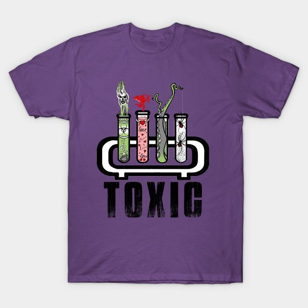 Toxic - Mens T-Shirt