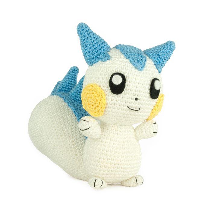 Crochet pattern Roo | Gato