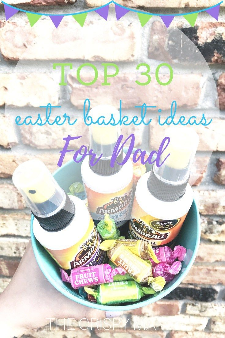 Top 30 easter basket ideas for dad easter ideas easter basket top 30 easter basket ideas for dad easter ideas easter basket gift ideas negle Gallery