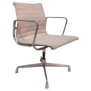 6 fauteuils de bureau charles eames annees 50