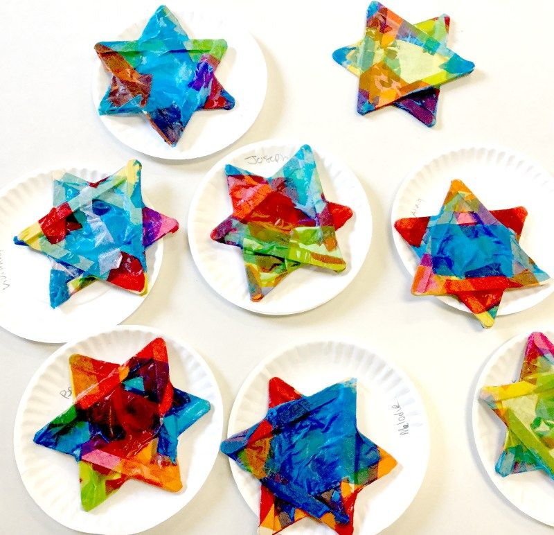 Star Of David Craft Image Hanukkah Crafts Hannukah Crafts