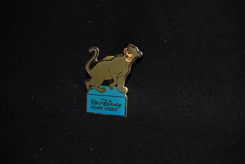 Vintage Bagheera Pin