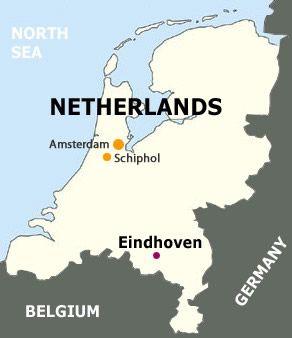 Image result for Eindhoven, Netherlands map #home #eindhoven ...