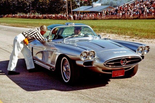 1960 Chevrolet Corvette XP-700 experimental car
