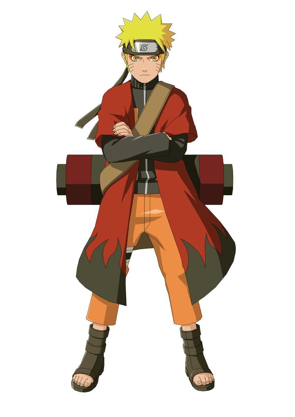 Naruto Uzumaki Sage Mode Wallpaper 1080p With Images Naruto
