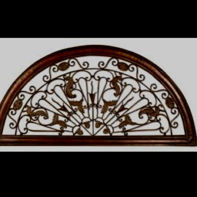 Another Door Topper Wall Decor Window Toppers Window Decor Decor Design