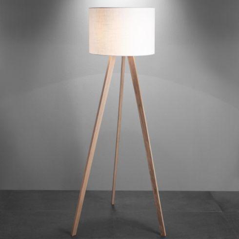 Stehleuchte   Stehleuchten   Produkte Stehleuchte Holz, Stehen, Leuchten,  Beleuchtung, Wohnzimmer,