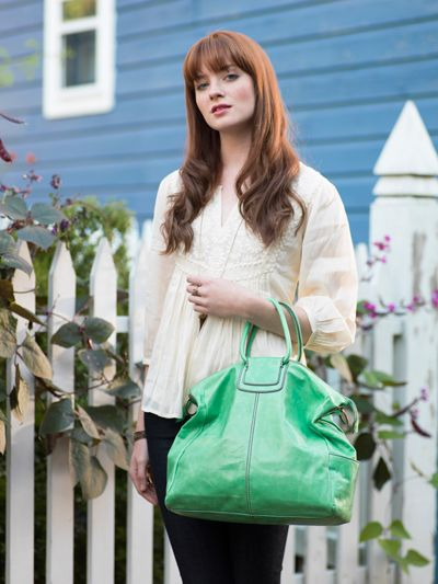 Say hello to Sheila in mint! #SpringDream #ComingSoon #Hobo | Hobo ...