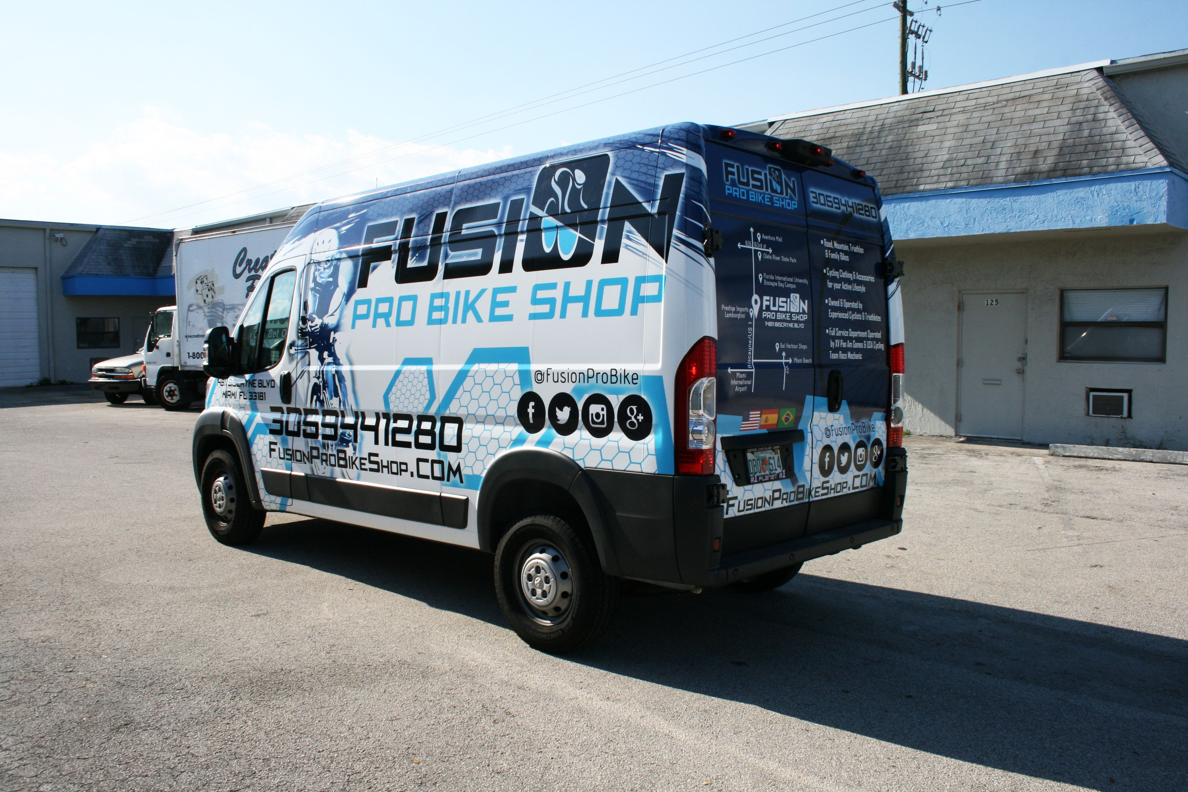 Logo design and truck wrap design for a sign company in chicago truckwraps contractor marketing materials pinterest sign company wraps and car wrap