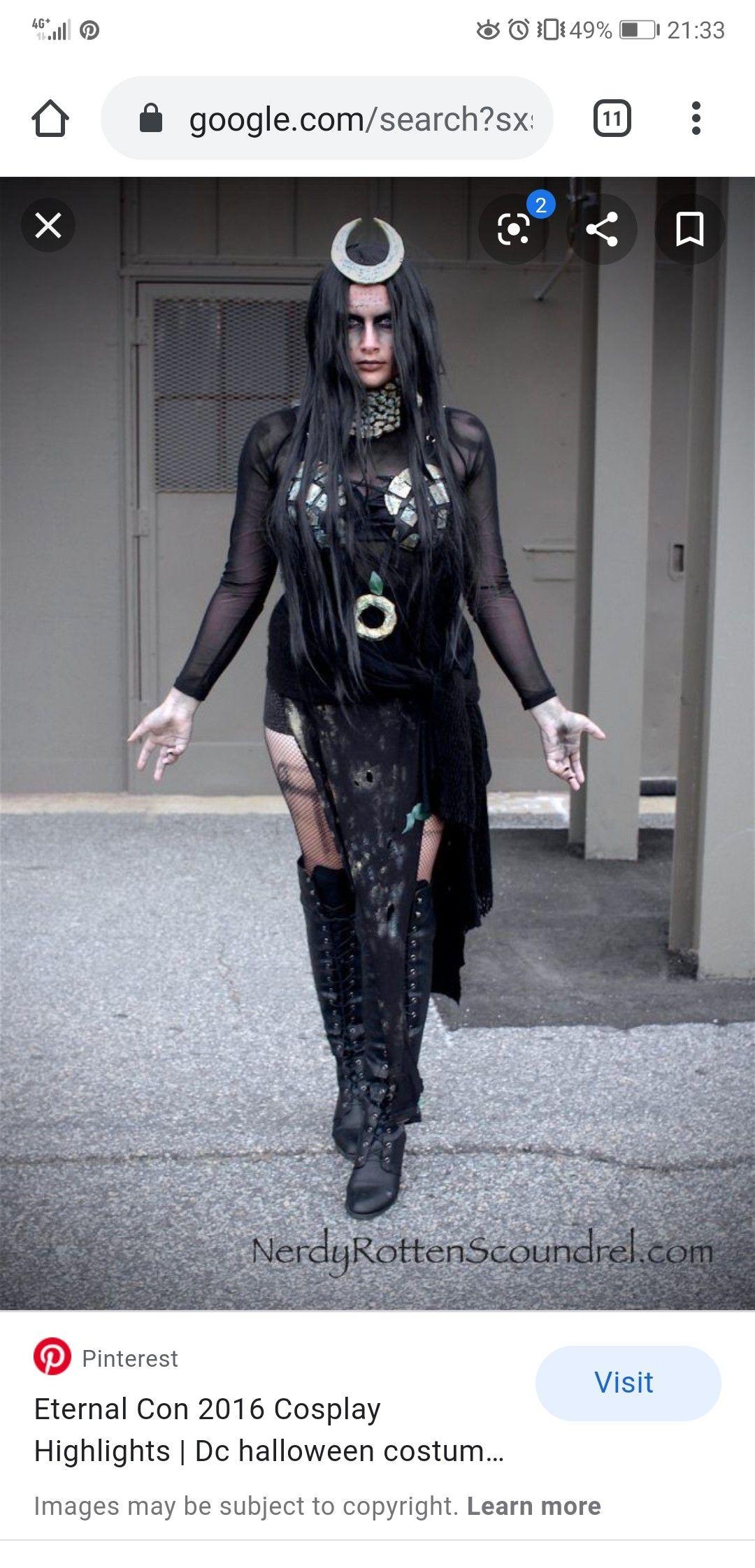 Dc Halloween Party 2020 Pin by Tasha Ironside on halloween in 2020 | Dc halloween costume
