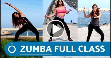 ZUMBA Fitness Cardio Workout Vollständiges Video #pilatesworkoutvideos ZUMBA Fitness Card ... -  Vol...